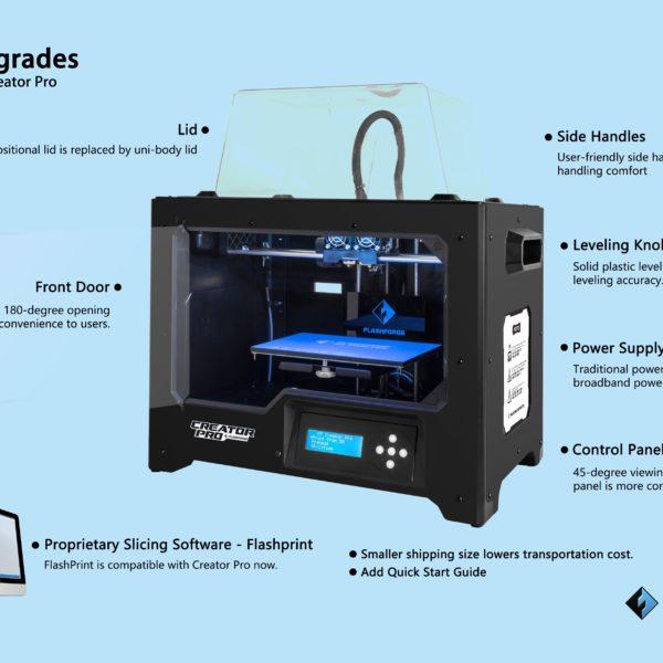 Buy Flashforge Dreamer 3D Printer Online in India | WOL 3D
