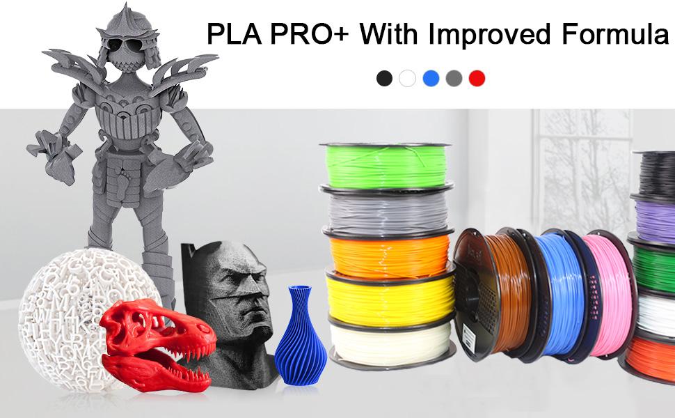 PLA PRO+ 3D Filament