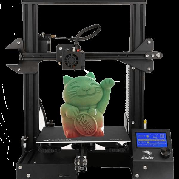 Upgraded Creality Ender 3 Printer