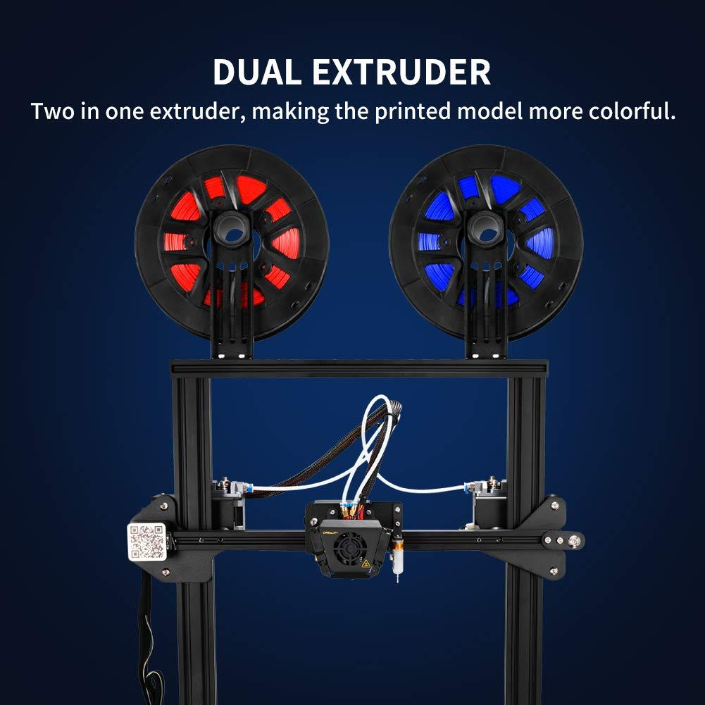 Creality CRX Pro dual extruder