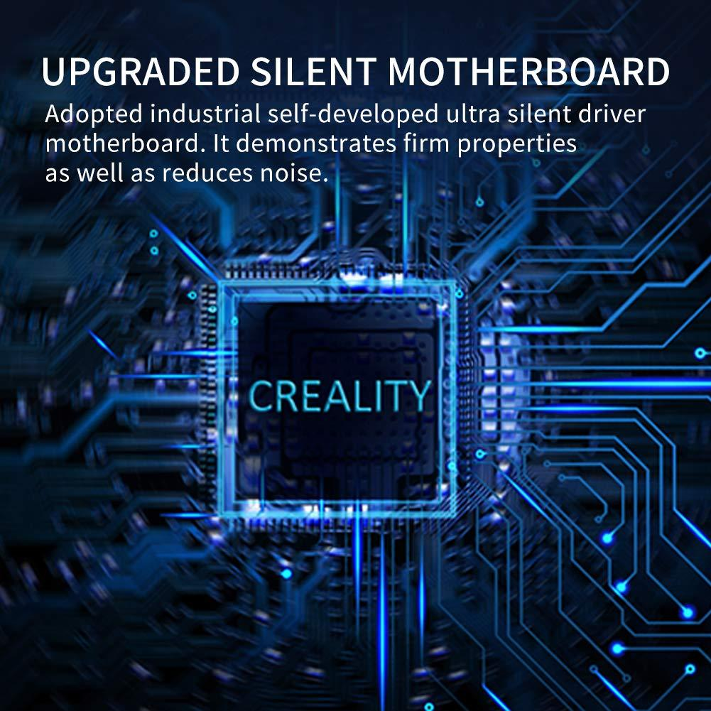 Creality CRX Pro with Silent motherboard