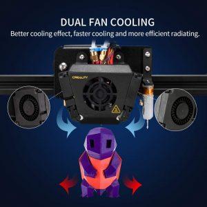 Creality Dual Extruder 3D Printer CRX Pro