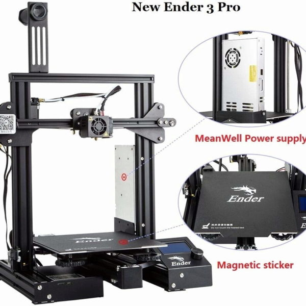 Creality Ender 3 Pro features