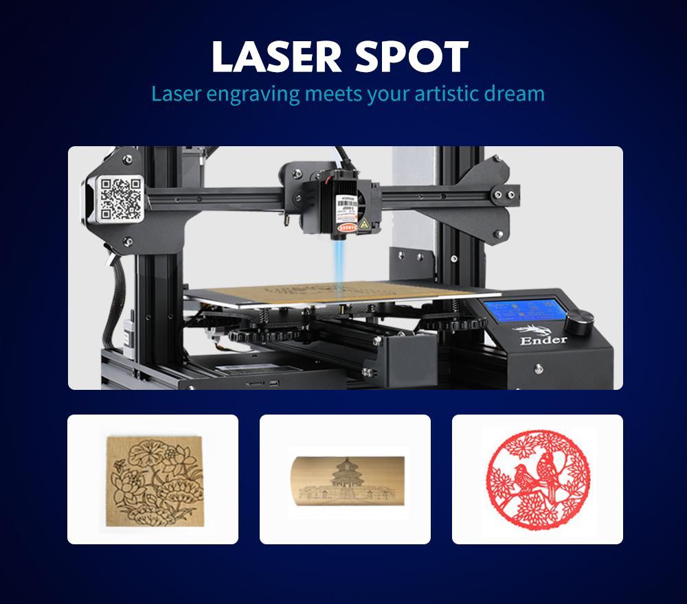 creality laser engraver