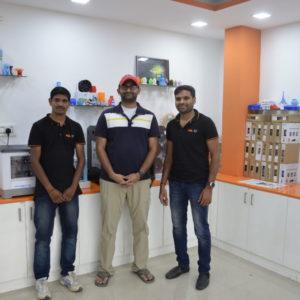 Buy 3D Printers in Goa