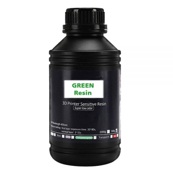 LCD RESIN GREEN