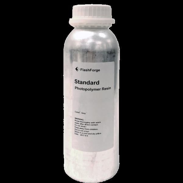 Flashforge Standard Grey Resin - 500ml