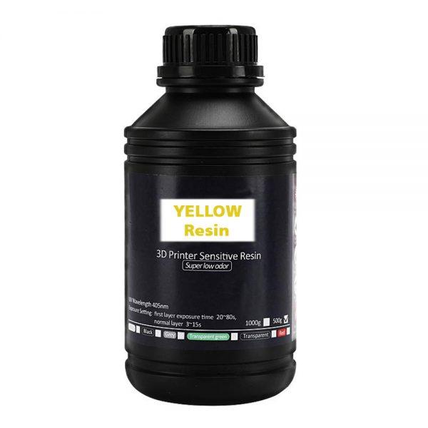 LCD Resin Yellow