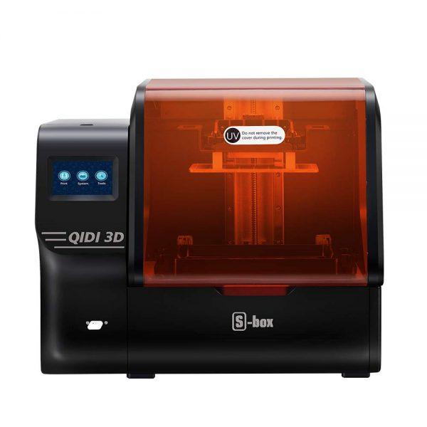 S-Box Resin 3D Printer