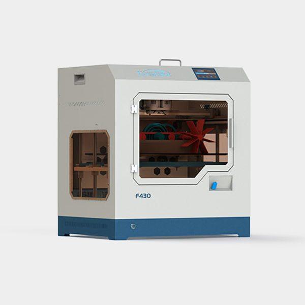 Creatbot F430 High Temp Industrial 3D Printer 1