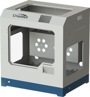 Creatbot F430 High Temp industrial grade 3d Printer