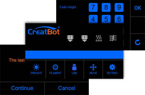 F430 Creatbot Industrial grade review feature