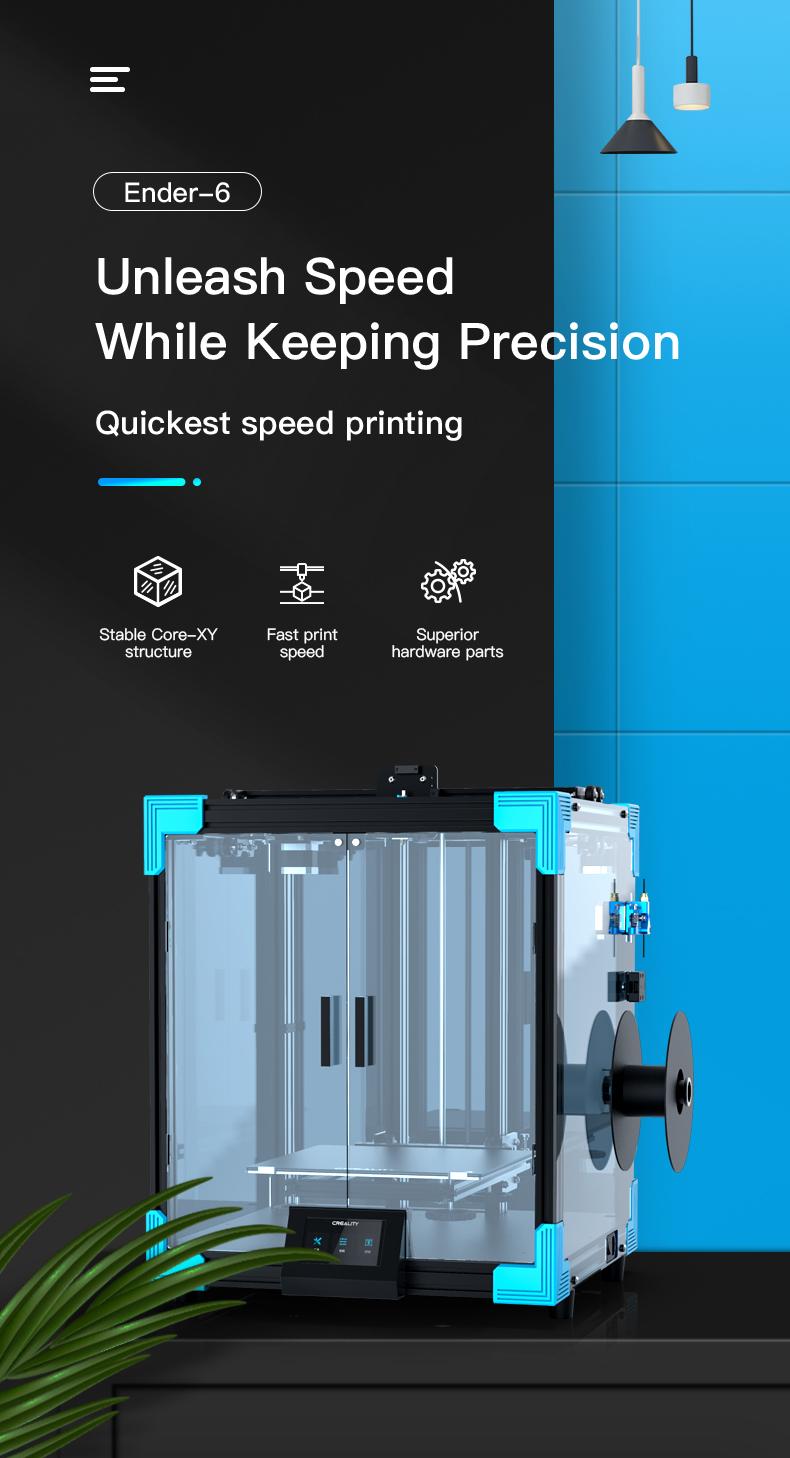 Ender 6 3D Printer