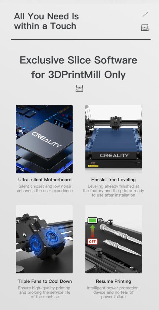 CR 30 printer